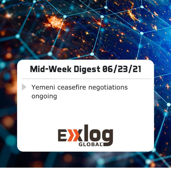 Mid-Week Digest 06/23/21